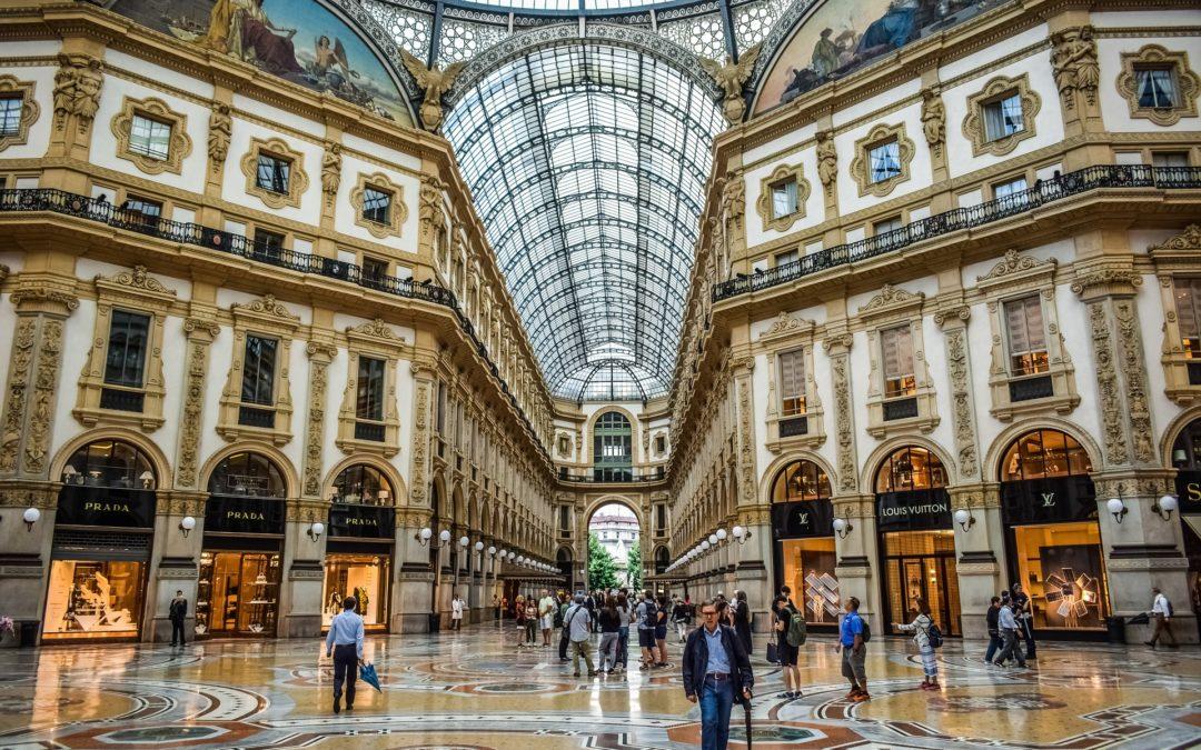 KING GIORGIO ARMANI ALSO WINS THE AUCTION IN MILAN