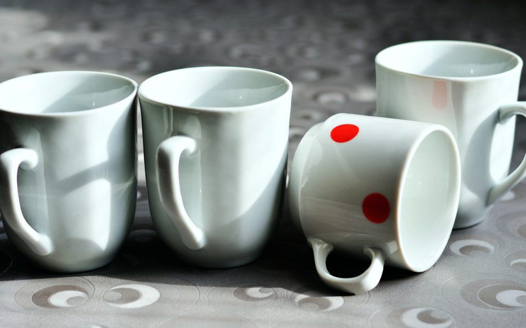Old mug or new mug?