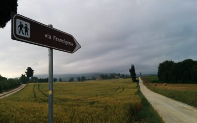WALKING ON THE VIA FRANCIGENA