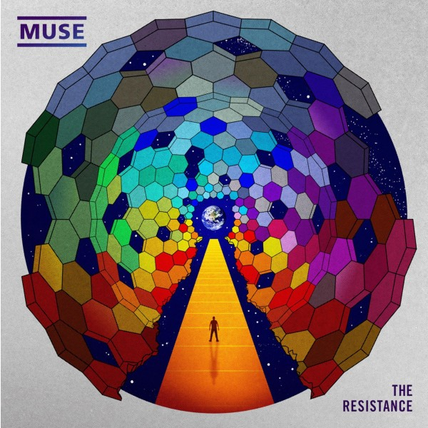 The Resistance represents a reference to 1984 by George Orwell, which Matthew Bellamy was inspired by.