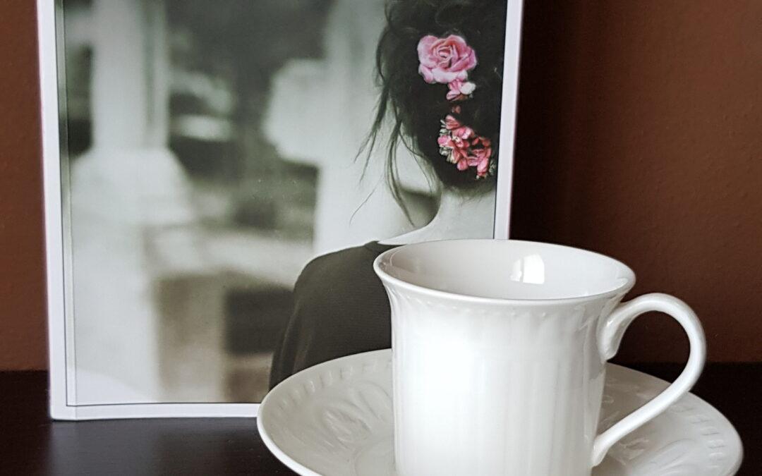 L'ho aperto al buio, senza sapere quali sarebbero stati i fiori da curare, e ho scoperto che la cura era per me stessa.